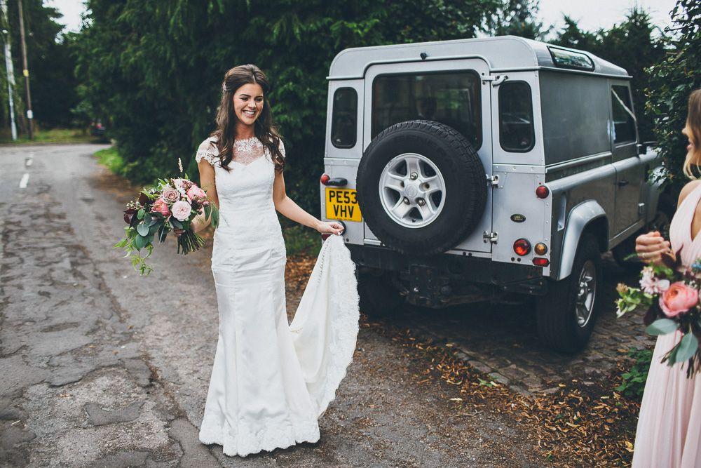 e7a833128c81 Image bt Matthew Horan Photography - DIY Marquee Wedding on the Brides  Family Farm