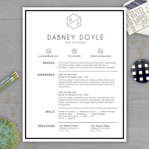 Resume Template CV Template Resume by ResumeTemplateStudio my - my resume template