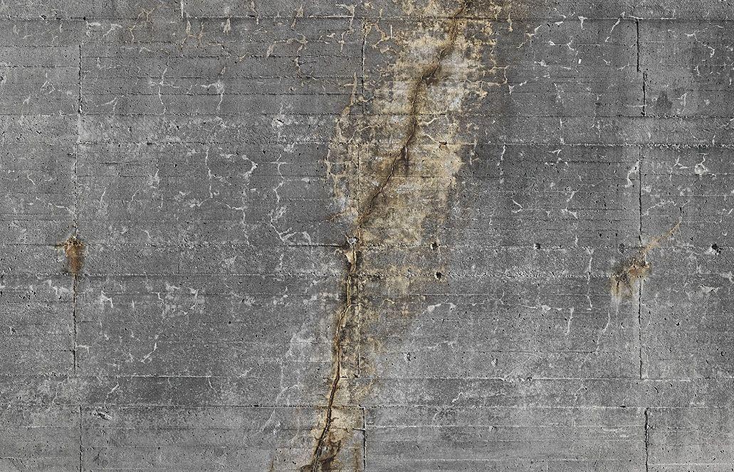 Concretewall Tom Haga Concrete Wall Wall Coverings Concrete Wallpaper
