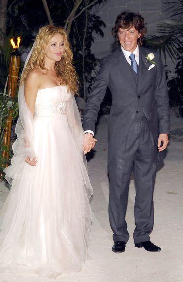 fotos boda paulina rubio y colate - cerca amb google | bodas famosos