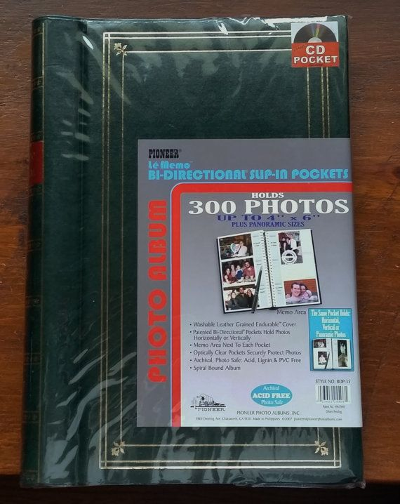 Pioneer Bi Directional Photo Album Scrapbook By Scrappingwithstyle