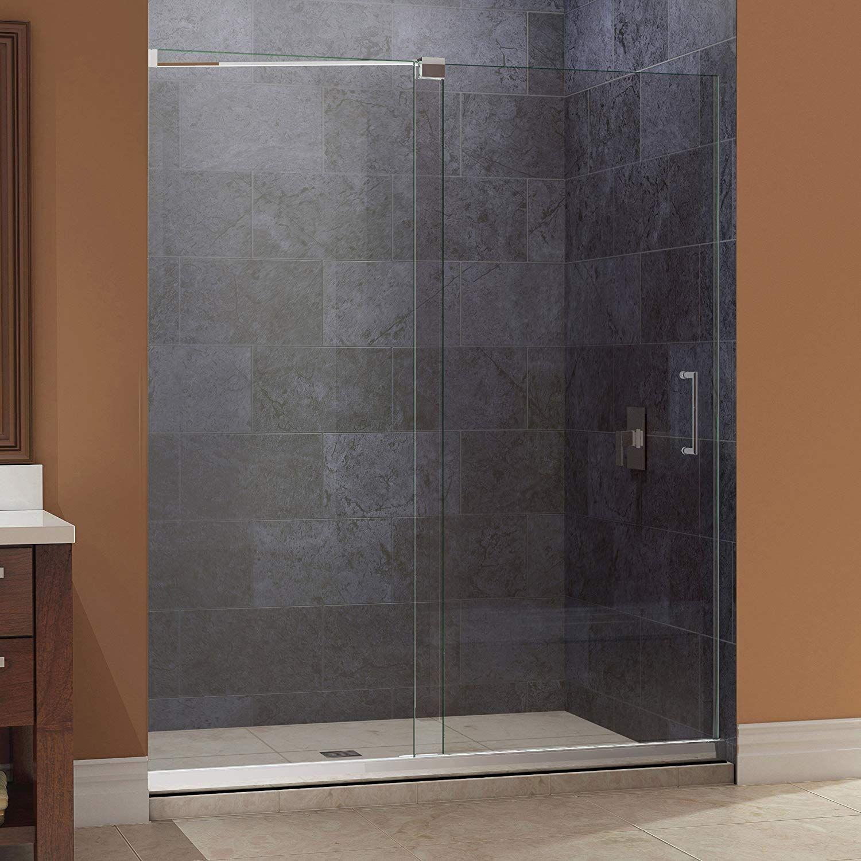 Best Shower Door Reviews In 2020 Shower Doors Frameless Sliding