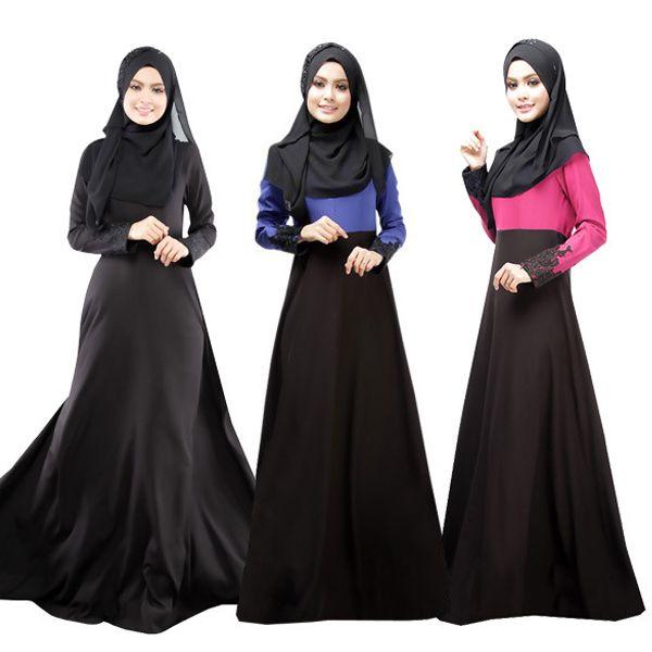 Beautiful Islamic Dress Muslimah Clothes Islamic turkey style ...