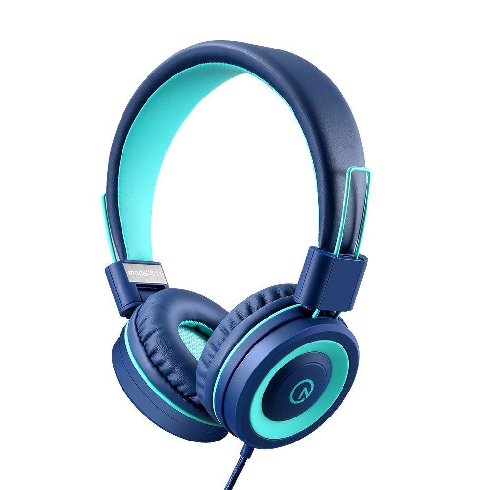 Kids headphones noot products k11 foldable