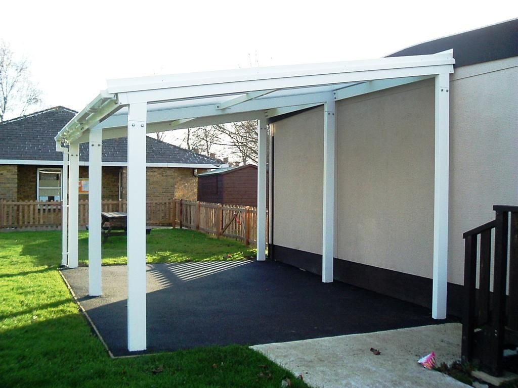 Imagini pentru tin roof lean to free standing & Simple covered patio | LANDSCAPING: Patio ideas | Pinterest ...
