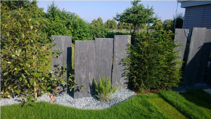 Bildergebnis für sichtschutz garten granit (mit Bildern