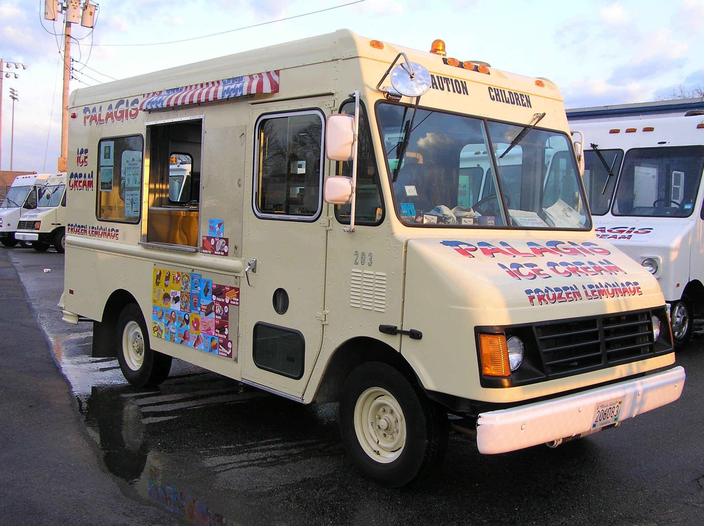 Ice cream truck ice cream truck ice cream van trucks