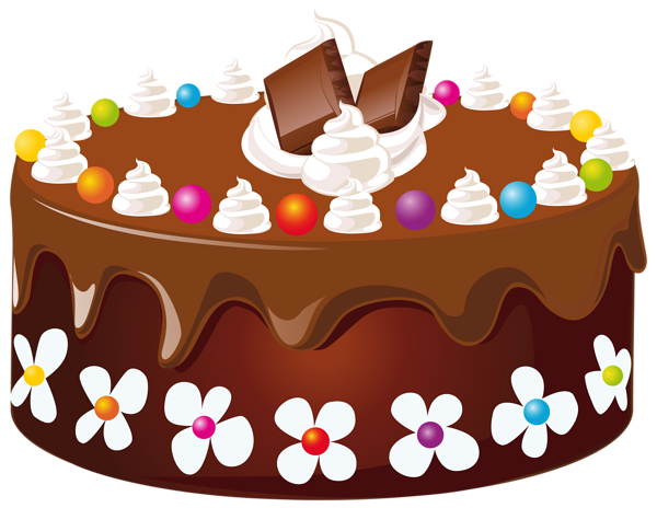 chocolate cake png clipart image lets have cake cupcakes rh pinterest com chocolate lava cake clipart clipart chocolate cake