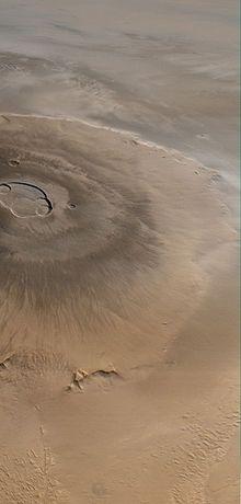 Olympus Mons – Wikipedia