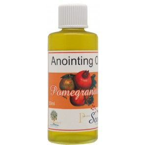 Pomegranate 50ml   Anointing Oil   ANO028   Anointing Oils
