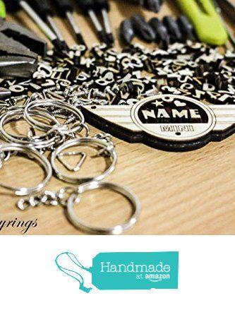 Mini Cooper Logo Keyrings Personalised Handmade Gifts Wood Keyring