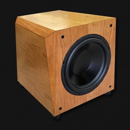 The Legacy Metro subwoofer. Use it in your home theater