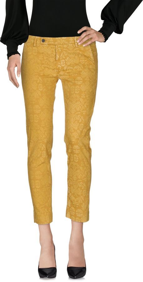 TRUE TRADITION Casual pants