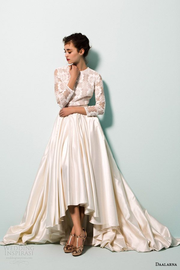 Pearl | Wedding, Skirts and High low
