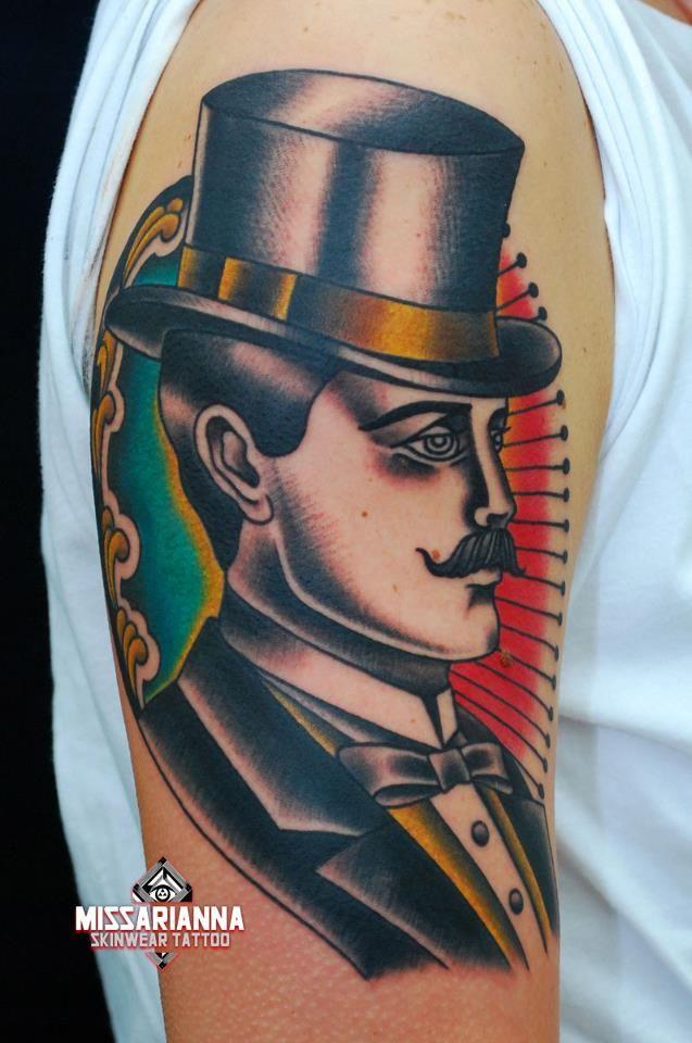 Tattoo by Miss Arriana