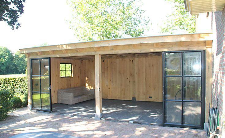 Gartenzimmer mit Schiebetüren, , (mit Bildern) Anbau