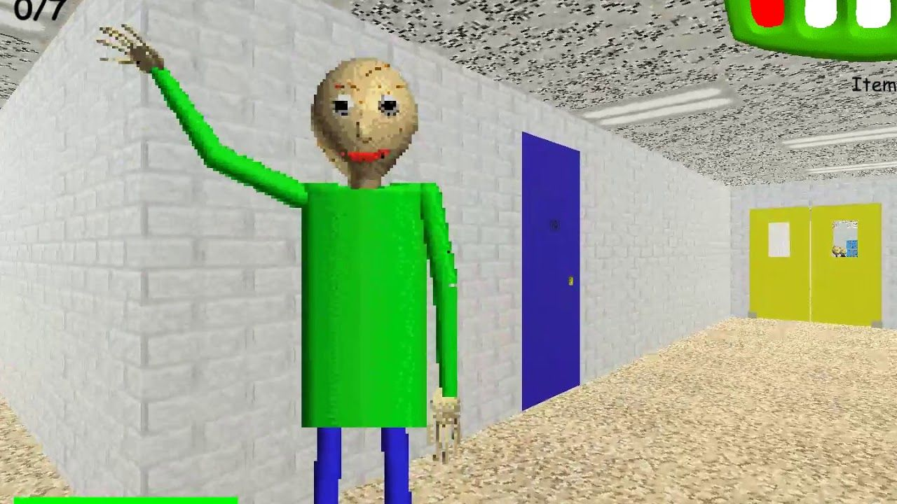Baldi S Basics In Education And Learning No Commentary