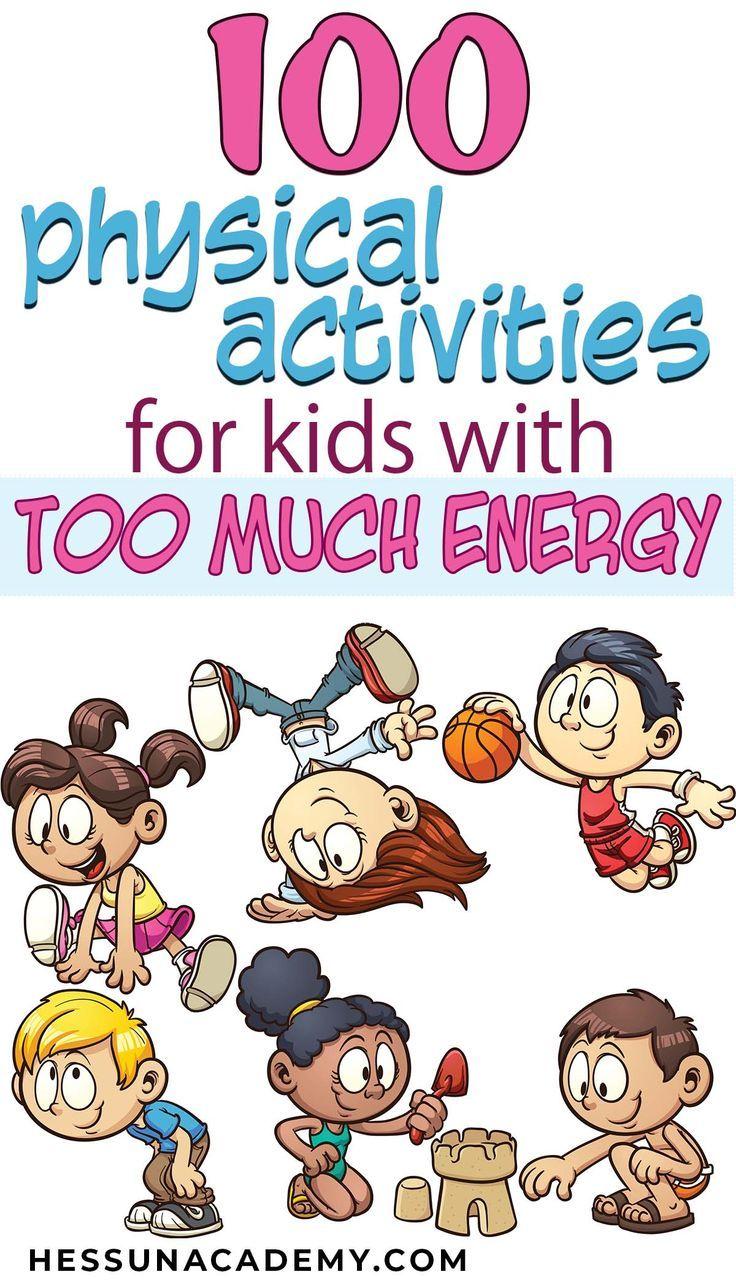 Easy and Fun Homeschool P.E. Ideas