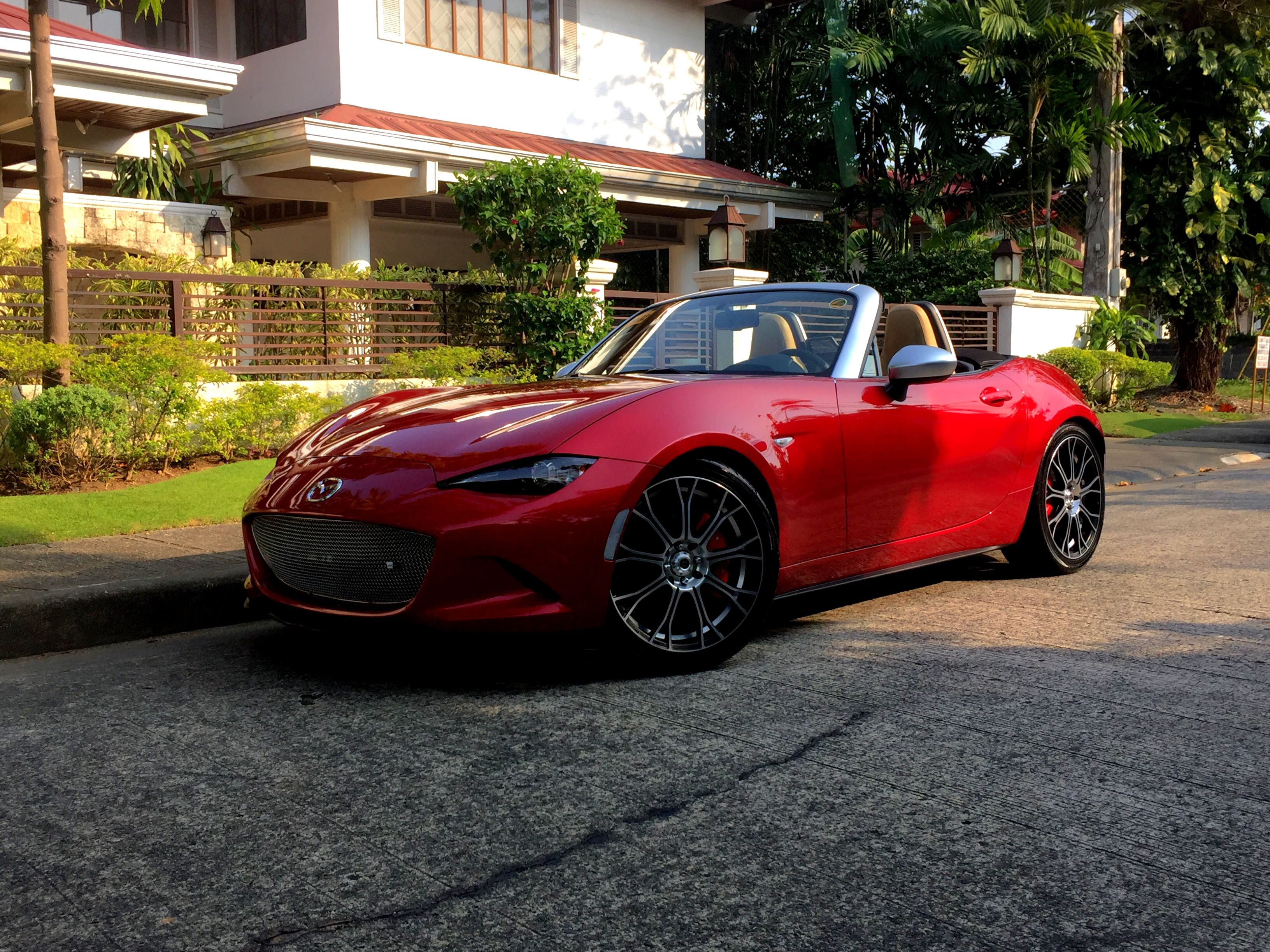 2017 Mazda MX 5 Miata RF Launch Edition Limited To Just 1,000 Units! | Cars  And Motorcycles | Pinterest | Mazda Mx, Mazda And Cars