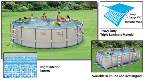 Above Ground Pool Kits @ http://www.cheappoolstuff.com/product-category/pools-liners/above-ground-pools/