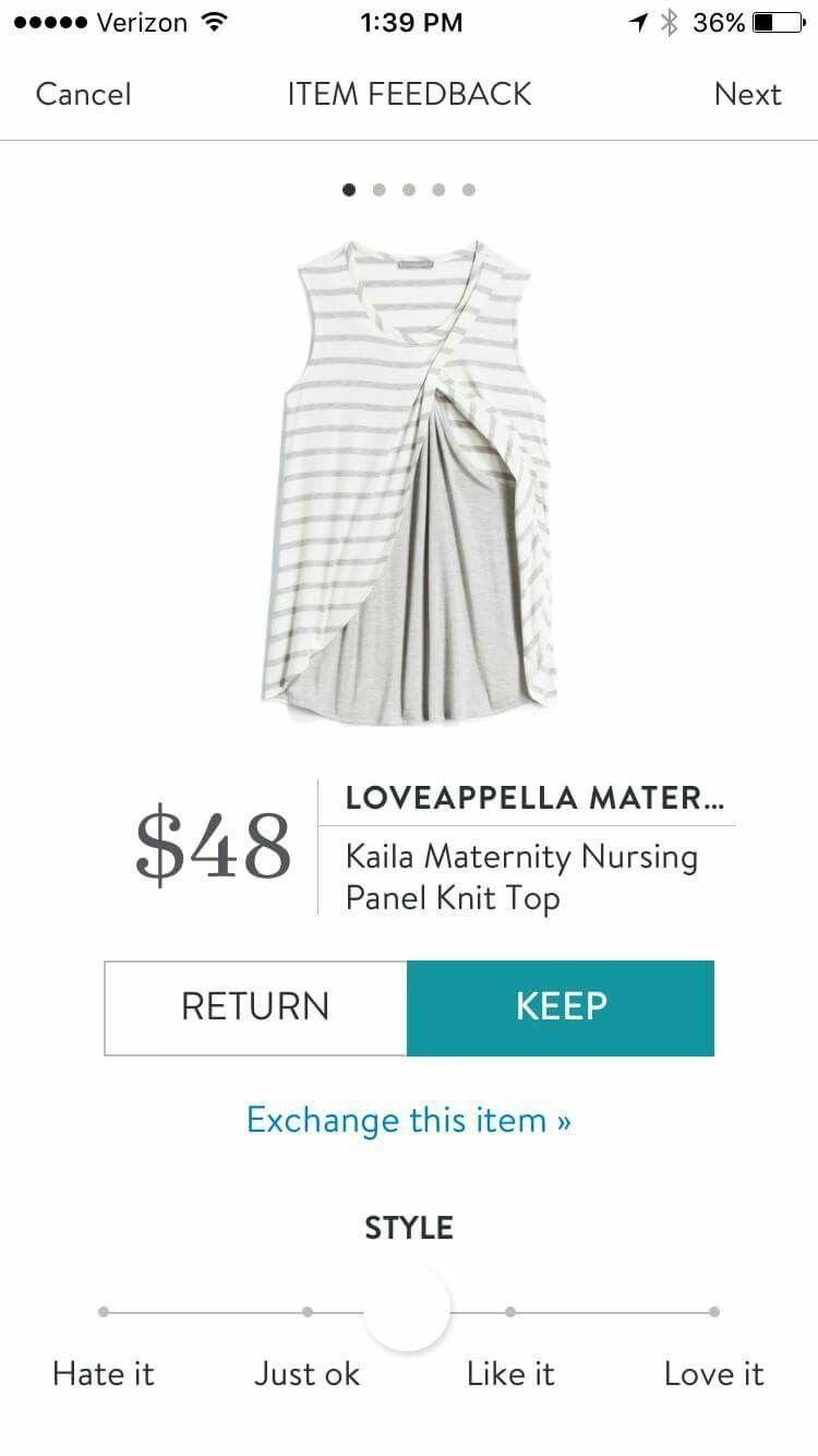 57f6942064942 Loveappella Kaila maternity nursing panel knit top-- Would love this or  similar tops for summer in more colorful colors.