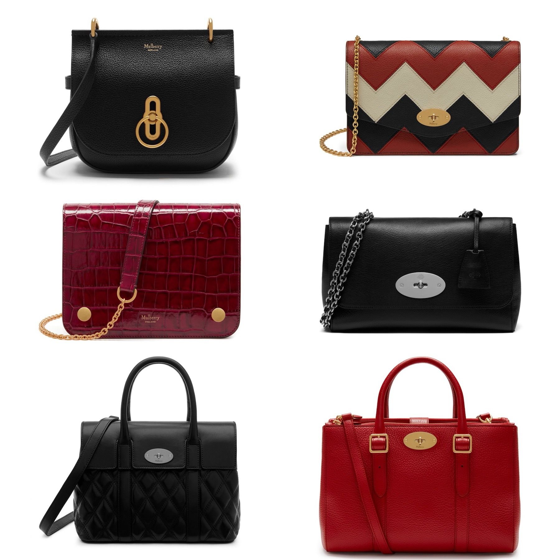 1cda316ac9 My Favourite Mulberry Bags AW17 - Mulberry Lily
