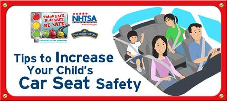 Child Seats | National Highway Traffic Safety Administration (NHTSA