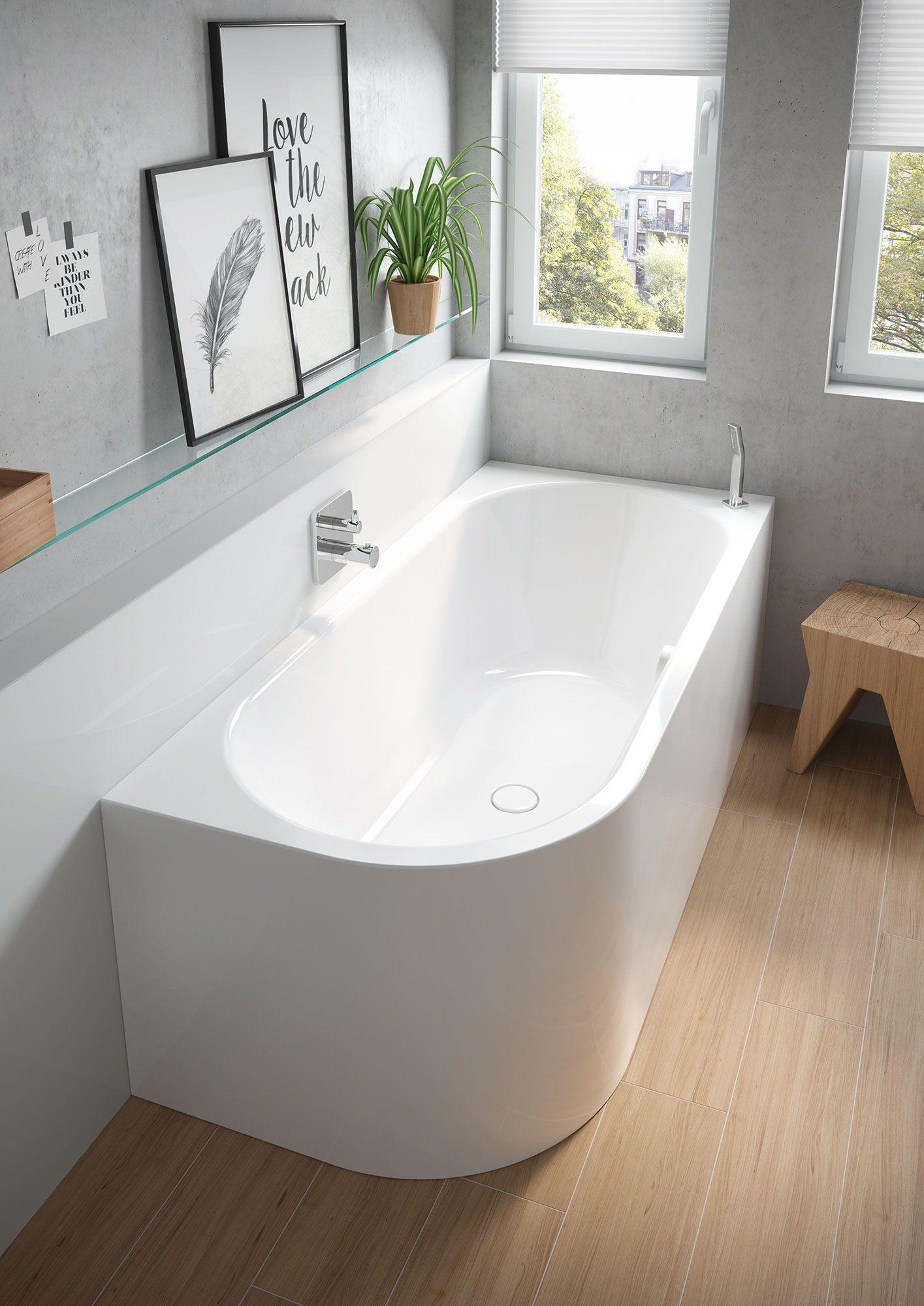 Sieben Gestaltungstipps Fur Kleine Bader In 2020 Kleine Badezimmer Inspiration Kleines Bad Gestalten Kaldewei