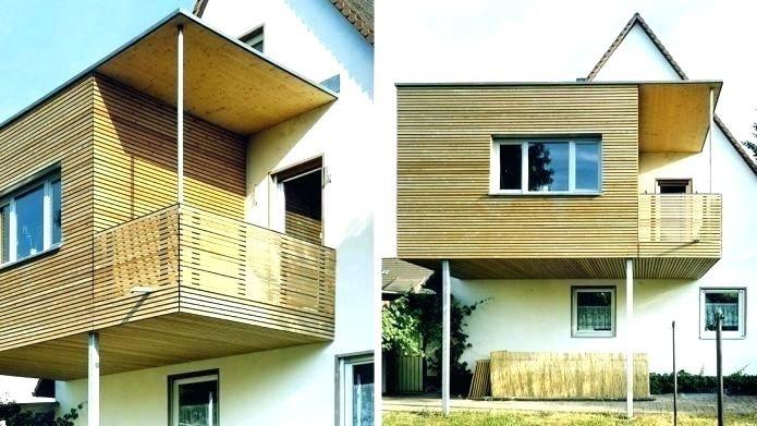 Cool Baukosten Anbau Flachdach Anbau Ber Die Komplette