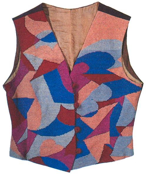 Giacomo Balla - Italian Artist who dabbled in fashion