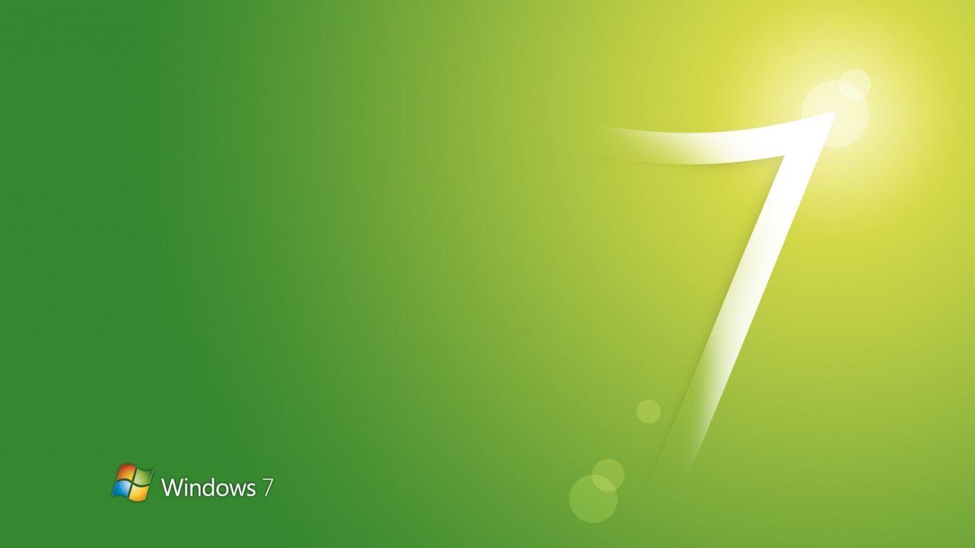 1366x768 Wallpaper Windows 7 Green White Os Green Wallpaper Wallpaper Samsung Wallpaper