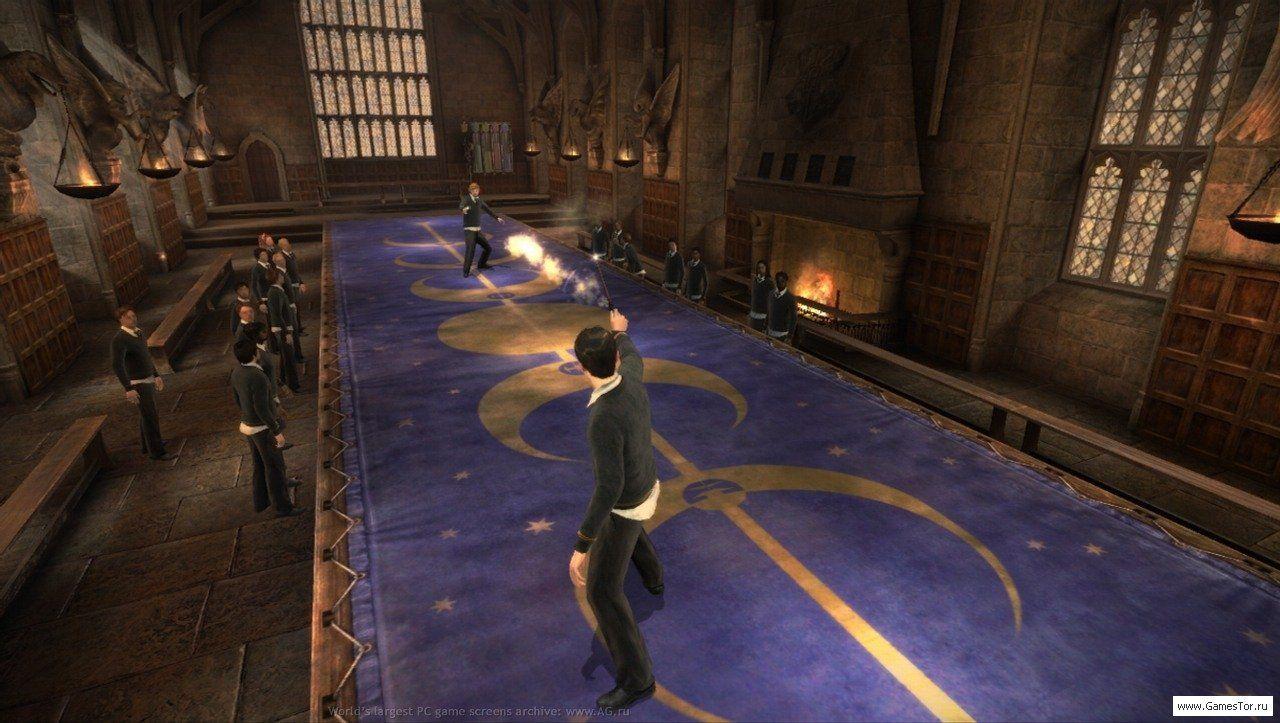 Гарри поттер и принц-полукровка игра скачать торрент.