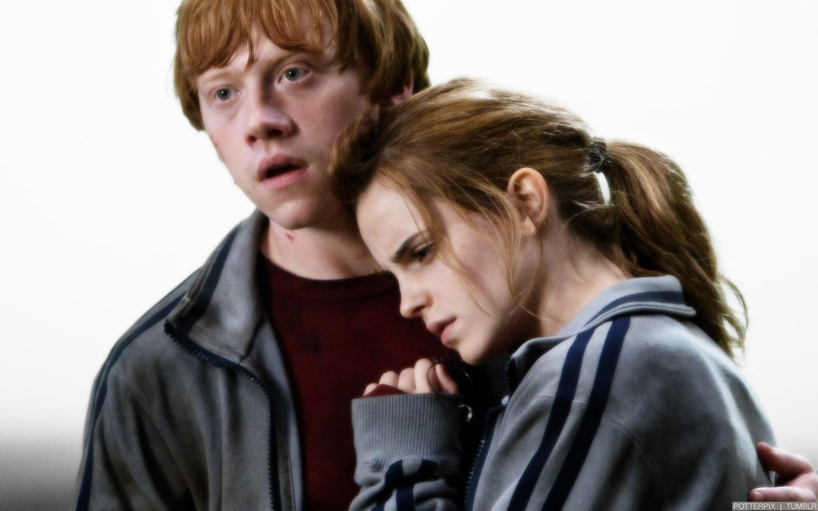Hermione granger and ron weasley hookup