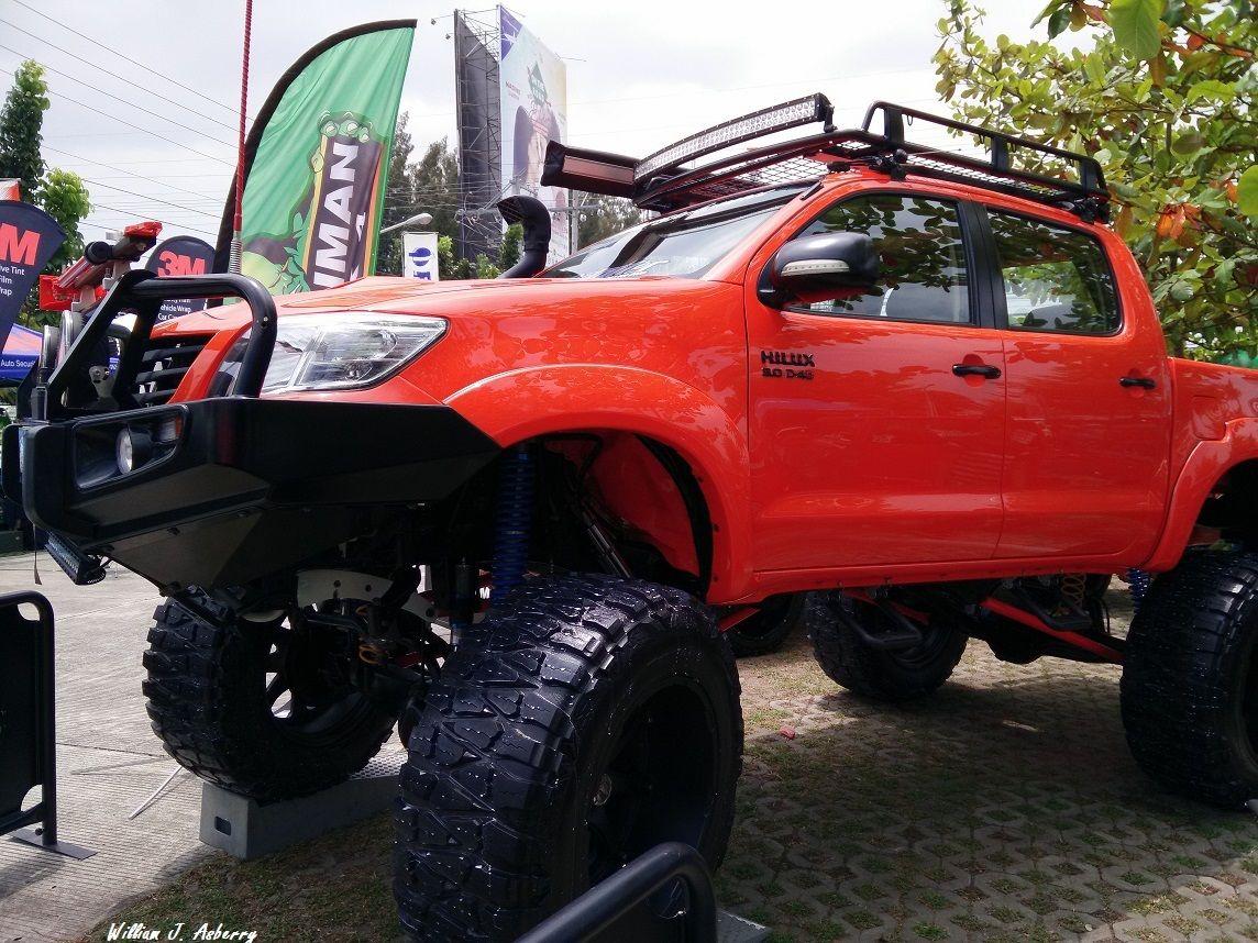 B2B III Car Show Davao Car show, Monster trucks, Car