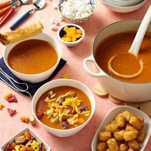 Simple Tomato Soup Recipe Tomato Soup Easy Tomato Soup Recipes Soup Recipes