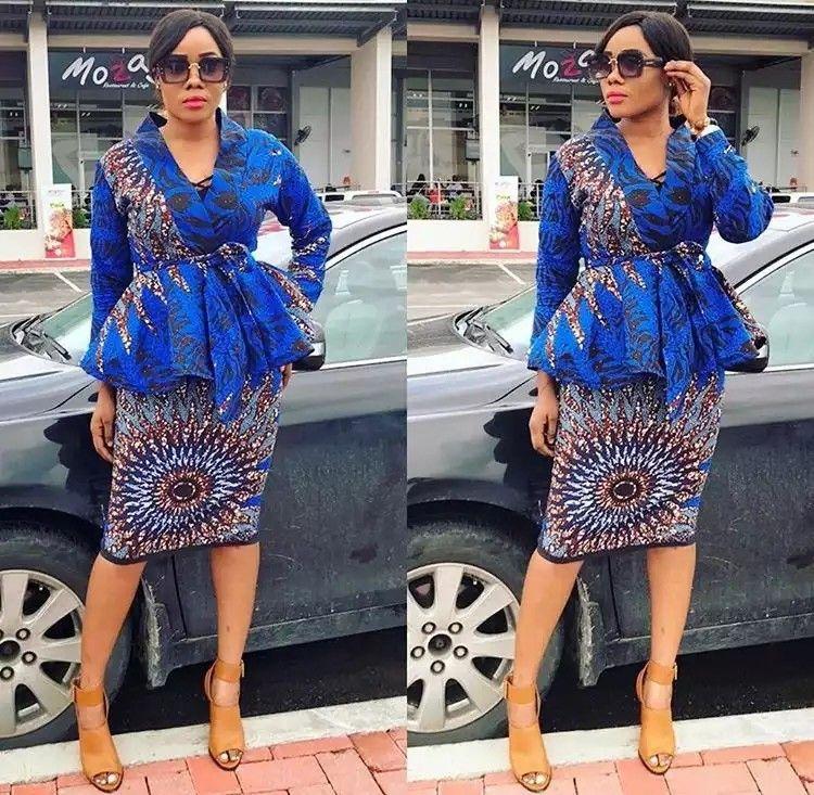Épinglé Par Lolidas Sur Mode Africaine