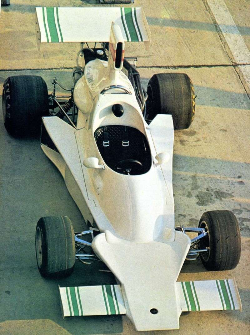 Surtees TS21 - Ford