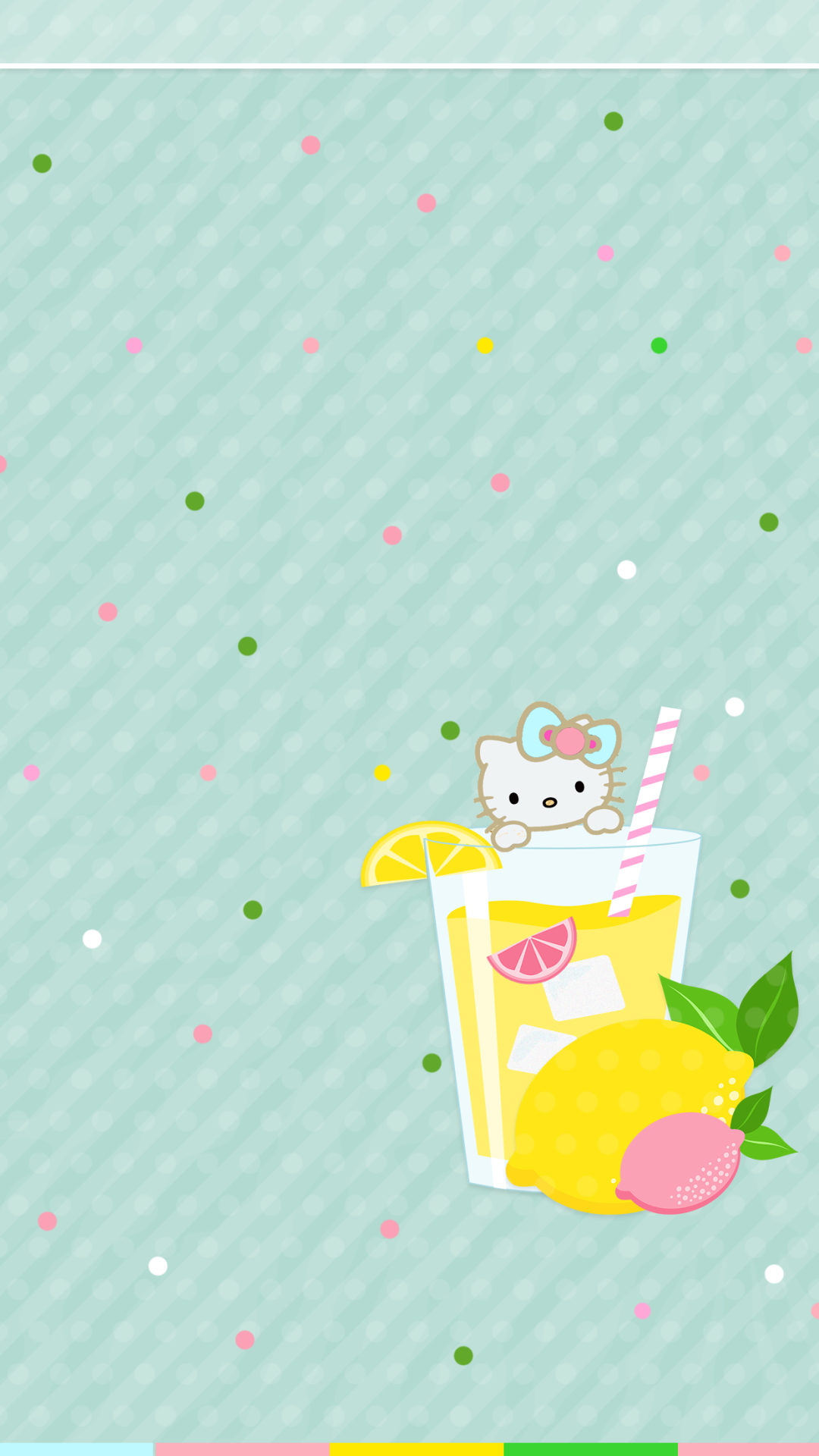 Summer Hd Wallpaper Android In 2020 Hello Kitty Wallpaper Kitty Wallpaper Android Wallpaper