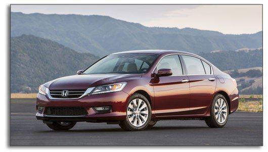 Honda · Honda Accord Gas Mileage ...