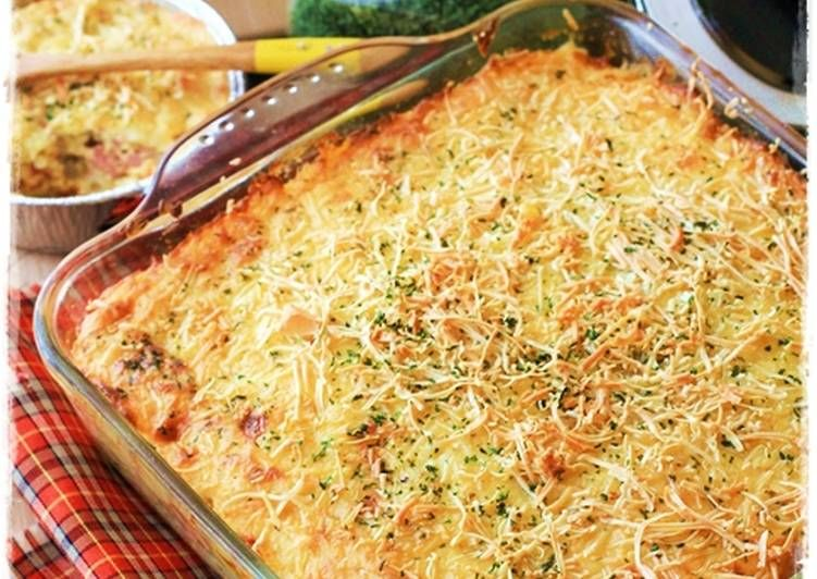 Resep Super Cheesy Macaroni Schotel Panggang Oleh Tintin Rayner Resep Resep Makanan Bayi Resep Daging Makanan Italia