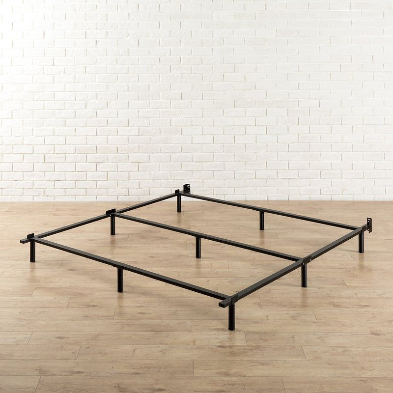 Zinus Has Reinvented The Bed Frame With The Adjustable Compack And