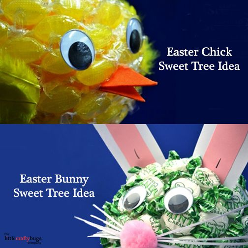 Easter sweet tree ideas perfect as an easter gift instead of a easter sweet tree ideas perfect as an easter gift instead of a generic chocolate egg negle Image collections