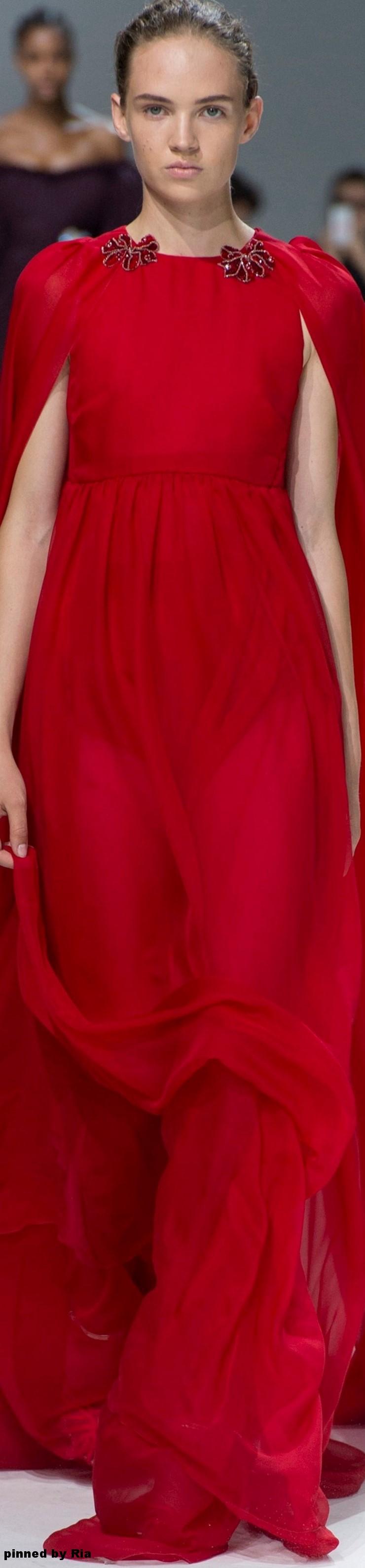 Giambattista Valli FW 2016-17 Couture l Ria