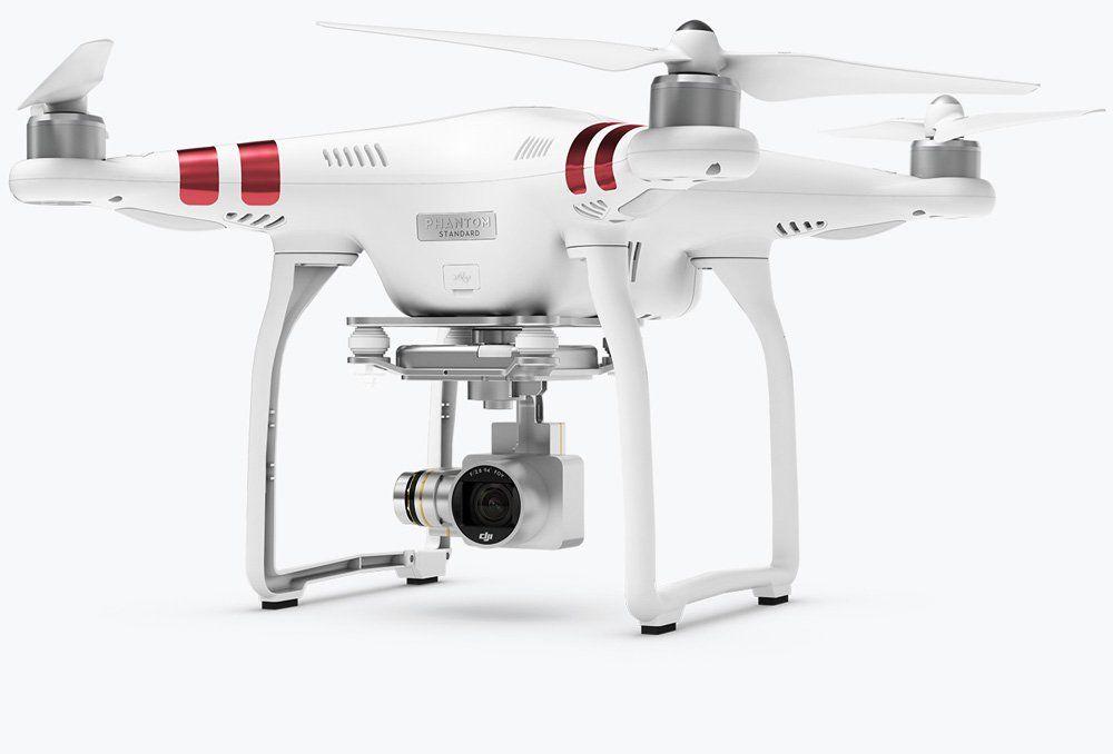 drone camera quality