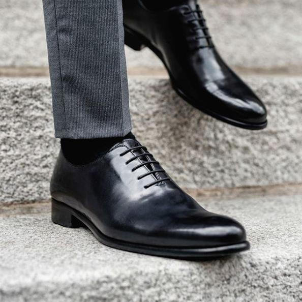 Dress shoes men, Mens black dress shoes