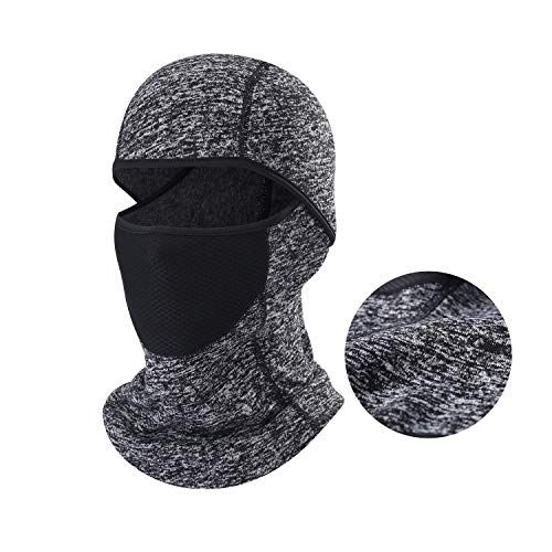 c69ef42d85e Great for SUNMECI Balaclava - Windproof and Dust Protection Outdoor Cycling  Motorcycle Balaclava Hood Breathable Full Face Mask for Men and Women.