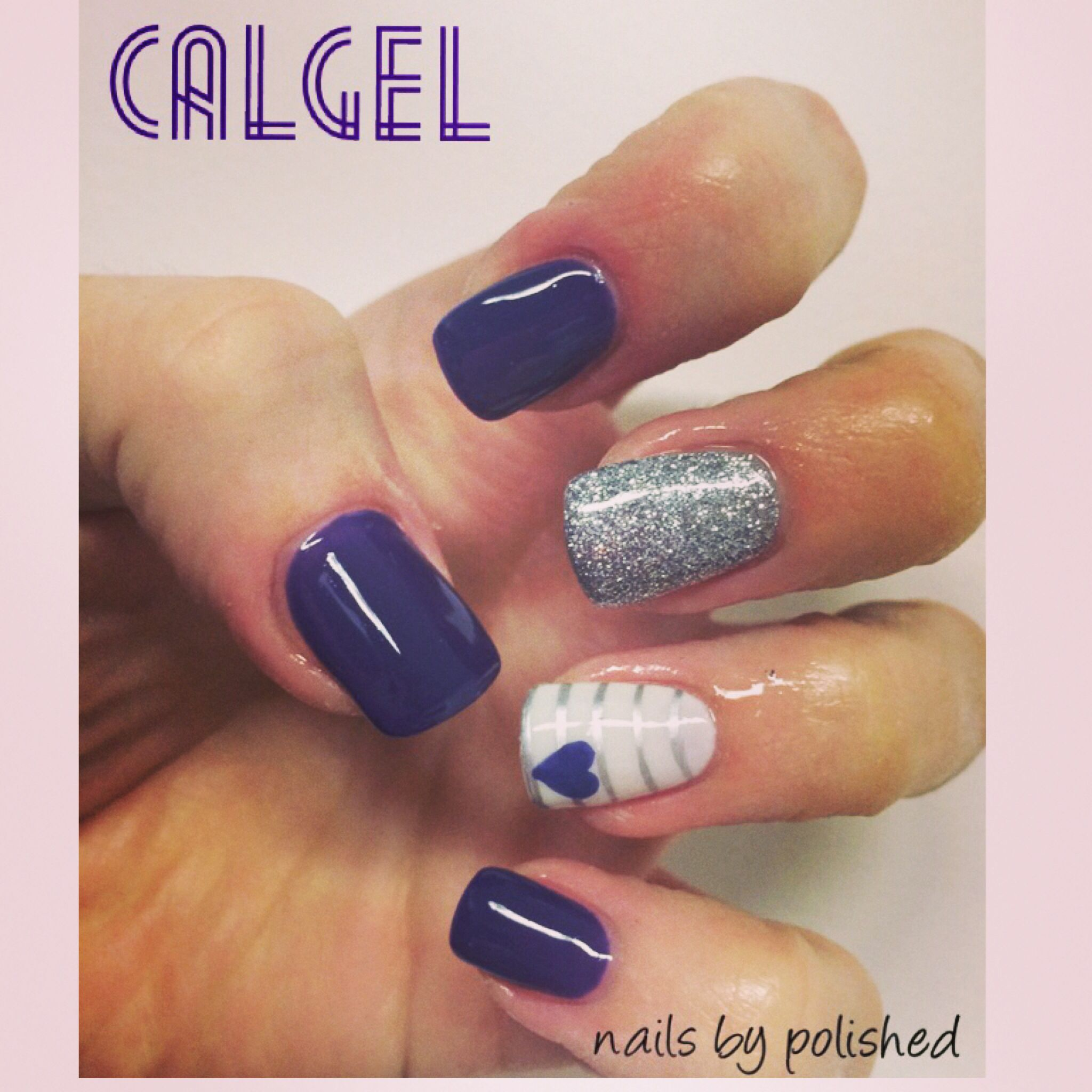 Calgel nails by polished calgel nails by polished pinterest calgel nails by polished prinsesfo Gallery