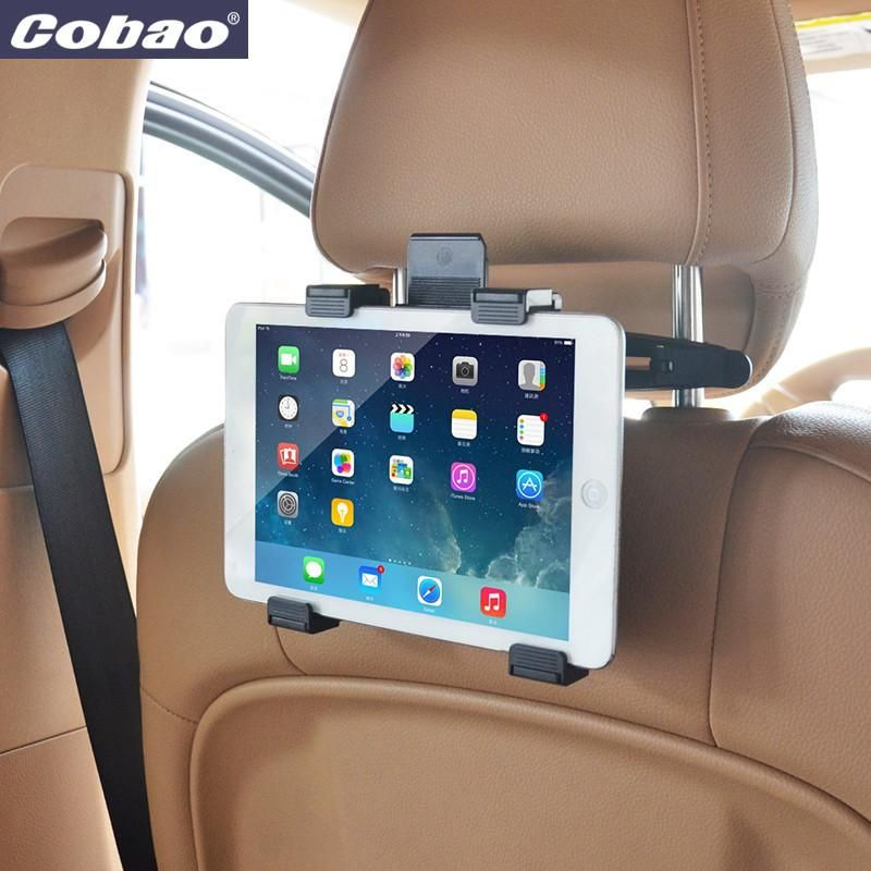 """Universal 8/""""-11/"""" Car Back Seat Headrest Stand Mount Holder For Sumsang Tab 2 3 4"""