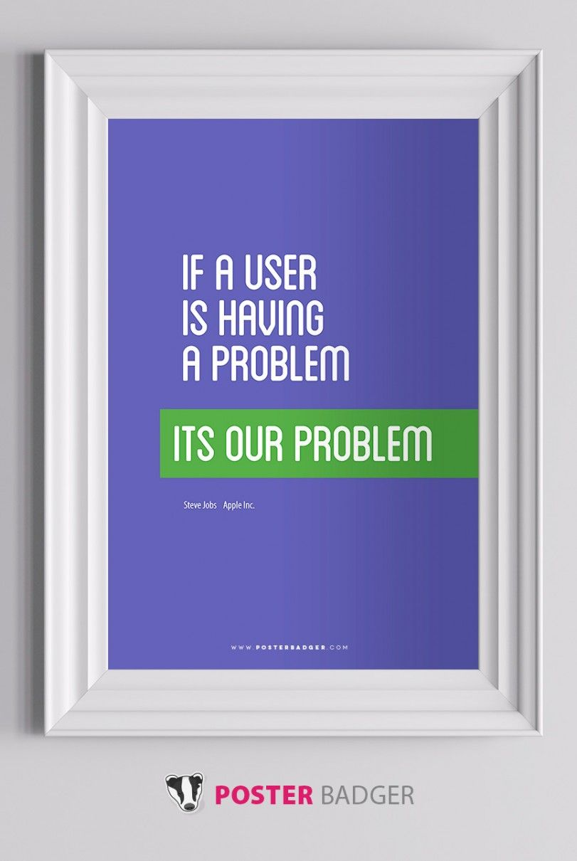 motivational office posters. If A User | PosterBadger.com - Motivational Office \u0026 Workplace Posters E