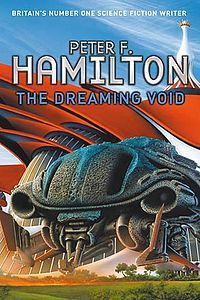 The Dreaming Void Science Fiction Novels Fantasy Book Covers Books